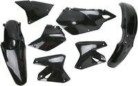 Acerbis Black Complete Plastic Kit For Suzuki DRZ 400 S SM 00-15 2041080001