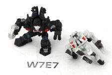 Sideswipe vs Sideways 100% Complete Movie ROTF series Robot Heroes Transformers