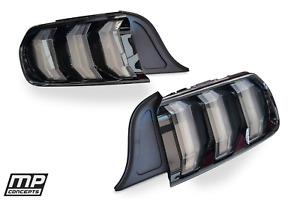 15-21 Ford Mustang Rücklichter-Sequentiell-Rauchglas-18er Design (gebraucht)