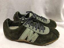 Merrell Women's Shoes 8 Sprint Blast Suede Leather Java Sage Running Sneakers