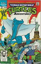 Archie Eastman and Laird's TMNT Adventures #5 1st print (Oct. 1989) Mid Grade