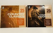 Country Classics Country Favorites- 4 CD Set, Various Artists