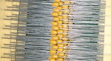50pcs 270pF 100V C0G NP0 5% Capacitor Ceramic MLCC AVX SA101