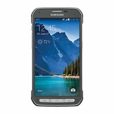 Samsung Galaxy S5 ACTIVE G870A 16GB Titan Gray Unlocked T-mobile AT&T GSM Phone