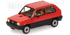 Minichamps 400121401 FIAT PANDA - 1980 - RED L.E. 3024 pcs 1:43 # in #