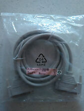 ADVANTECH pcl-10137-3e db-37 DOUBLE shielded 3m cable with 37-pin D-Sub conector