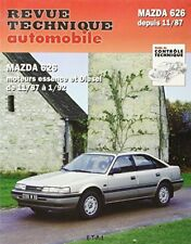 Revue technique automobile N° 528.2 Mazda 626 depuis 1988