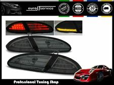 FEUX ARRIERE ENSEMBLE LDSE13 SEAT LEON 2005 2006 2007 2008 2009 SMOKE LED