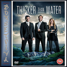 THICKER THAN WATER - COMPLETE SEASON 1 *BRAND NEW DVD***