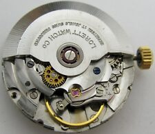 ETA 2630 17 jewels automatic Day Date watch movement hacking seconds for parts