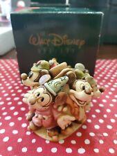 Harmony Kingdom Disney Mickey Through The Years Wdwrmm Le 13750 Sorcerer Mouse