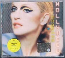 MADONNA HOLLYWOOD  CD SINGLE SINGOLO cds SIGILLATO!!!