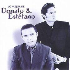 Lo Mejor de Donato Y Estefano CD Sealed