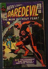 Daredevil #10 VG-