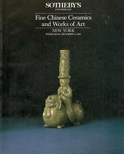 Sotheby's Fine Chinese Ceramics & Artworks 1985