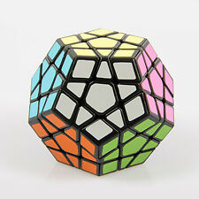 DaYan Megaminx 12-axis 3-rank Dodecahedron Magic Cube Speed Puzzle Cube Black