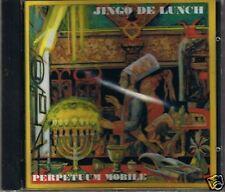 "Jingo de Lunch ""Perpetuum Mobile"" Neu OVP Sealed RAR"