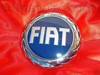 FREGIO STEMMA BLU FIAT STILO 2003-2007 POSTERIORE  85mm  43.274