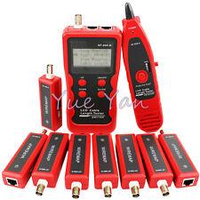 NF-868W Lan Tester Lan Cable Tester UTP Cable Tester For RJ45/RJ11/BNC/USB