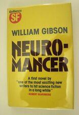 William Gibson *Neuromancer* Gollancz HC 1st Edition/1st Printing VF/VF