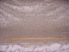 2-1/4Y Stroheim 4539301 Aconitum Brushed Metal Velvet Upholstery Fabric