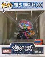 Funko POP! Miles Morales #686 Marvel Street Art Collection NYCC 2020 Exclusive