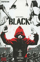 BLACK #1 Chapter One Black Mask Comics 2016 NM