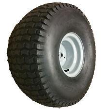 """22x10.00-8 Lawn Mower Garden Tractor TIRE RIM WHEEL Assembly Kenda K358 3/4"""" ID"""