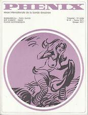 PHENIX - N° 48 BARBARELLA - PAUL DAVIS - KIT CARSON - FRED - FLOYD GOTTFREDSON