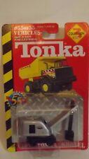 """Tonka Maisto 1949 Tonka Shovel """"Tonka 55th Anniversary"""" on Roof # 55 of 55"""