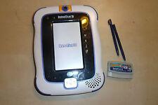 Vtech InnoTab 3 Tableta De Aprendizaje Azul Childrens TUFF Consola + Cartucho de demostración