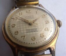 Vintage 1950's Clerys Supreme 17 Jewels Man's Watch