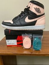 Air Jordan 1 Retro High OG 'Crimson Tint' Mens Size 10.5