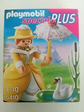 Playmobil 5410 - Victorian lady with Pond (MISB, NRFP, OVP)