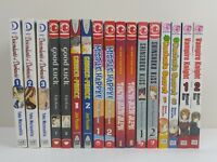Lot of 17 Mixed Shojo Manga 8 Titles Early Volumes - Vampire Knight Good Luck ++