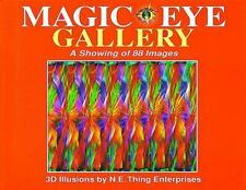 Magic Eye: Magic Eye Gallery : A Showing of 88 Images 4 by N. E. Thing...