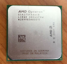 2 AMD Opteron OSA275FAA6CB 2.2GHz processore Dual Core CPU per i server Socket 940