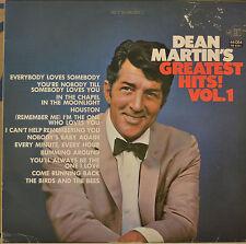 "DEAN MARTIN - GREATEST HITS VOL.1 - LP 12"" (S) 604)"