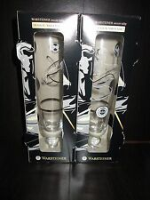 WARSTEINER Soccer Tulip Glasses - Offense Designs