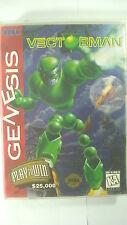 Vectorman Sega Genesis 1995 Video Game