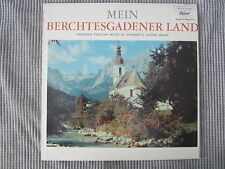 BAVARIAN POPULAR MUSIC BY GERMANY'S ALFONS BAUER  VINYL RECORD LP