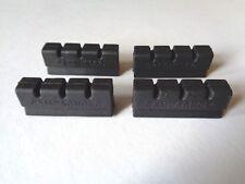 *NOS Vintage 1980s Campagnolo Super Record brake block pads (x4 pcs) #2010*