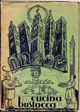AZIMONTI CUCINA BUSTOCCA 1940 BUSTO ARSIZIO VARESE  RICETTE dis MACCAFERRI