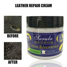 Leather Vinyl Repair Filler Compound Cream for Leather Restoration Cracks Holes