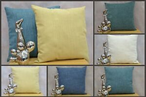 Cushion Cover Willow and Hall Fabric High Quality 18 x 18 inch