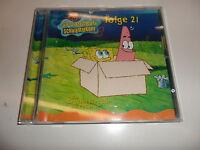 CD  Spongebob Schwammkopf: Folge 21 - Das Original Hörspiel zur TV-Serie!