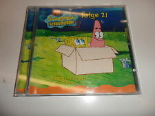 CD SPONGEBOB SPUGNA TESTA: sequenza 21-l' originale Hörspiel per Tv-serie!