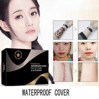 Scar Birthmark Concealer Tattoo Cover Up Skin Waterproof Spot Hide Makeup Cream