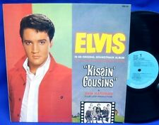LP ELVIS PRESLEY - KISSIN' COUSINS // UK ENGLAND