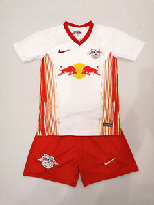 KINDERS T-Shirts Fu/ßball Trikot Jungen Heimtrikot Kinder Trikot Set Heim//Ausw/ärts Trikot Mit Shorts und Socken